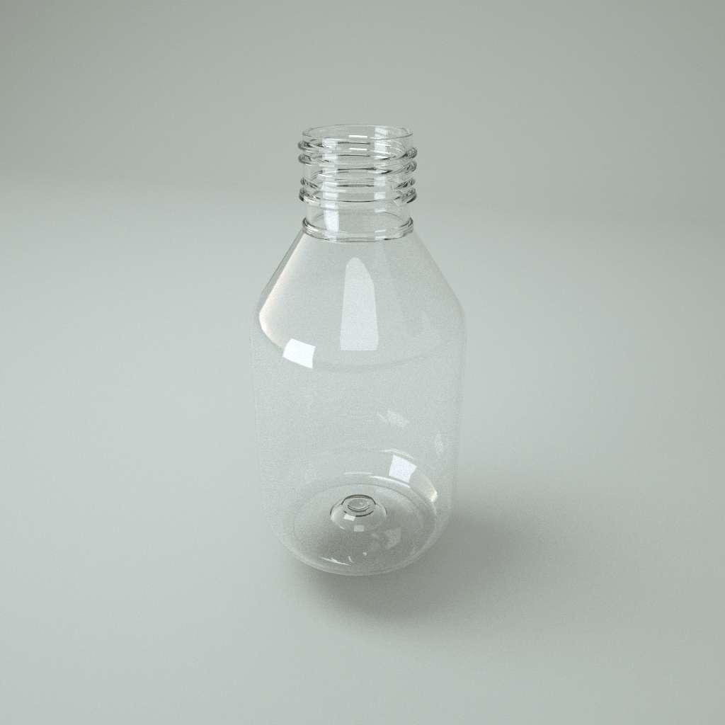 ФКП-100ПЭТ / Флакон 100мл -ПЭТ для жидких препаратов фото