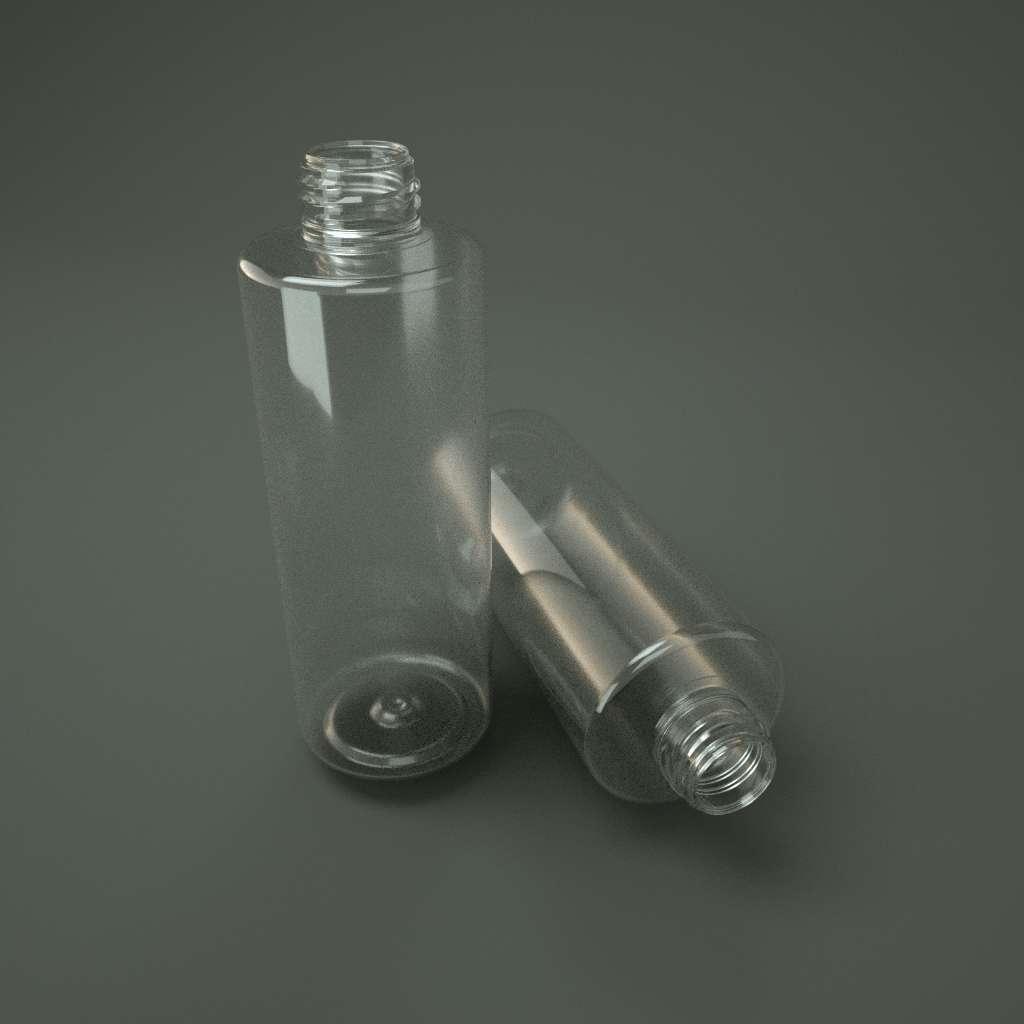 Флакон ПЭТ 200 мл для жидких препаратов /ФКП-200 ПЭТ фото