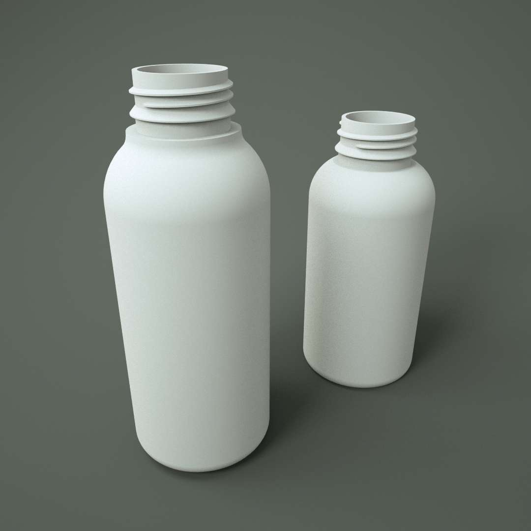 Флакон 150 мл для жидких препаратов / ФКП-150(28) ПНД фото